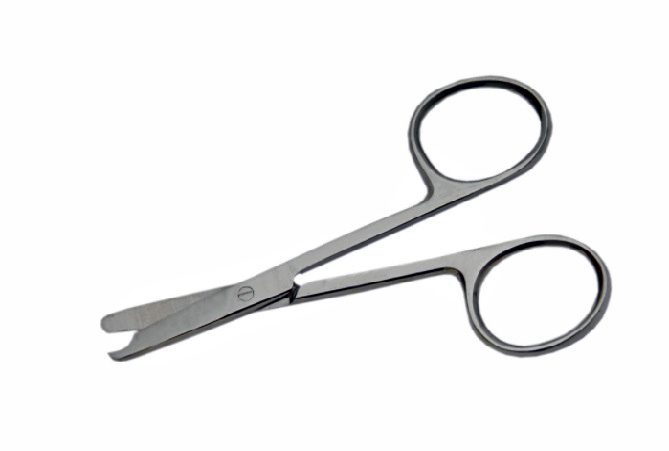F618 - Spencer Stitch Suture Scissor 3.5''  ( 233-a   sp3.5  100255 ) s v