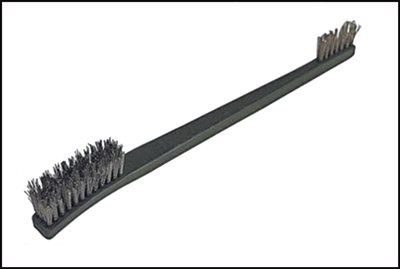 BB282B-Double Sided SS Cleaning Brush - 7
