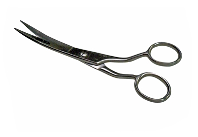 C375 - Pet Scissors w/ Curved Blades 7'' SAME AS ITEM C300PP ( pet-7 ) m