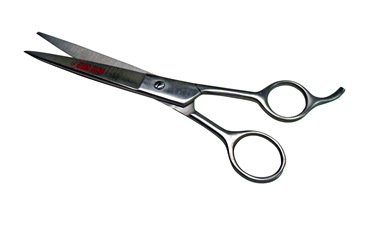 C321 - Extra-Long 8  1/2'' Barber ICE Shears  ( 241-e )  v