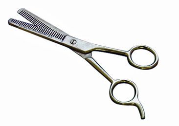 C357 - Hair Thinning Shears 6.5'' Double-Sided Teeth (  sp12  245-db ) s v