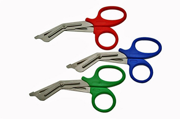 G712 - 71/2'' EMT/Paramedic Scissors-Strong (  899-assorted 7'' scs07mix   92-large  100464 ) m s v z