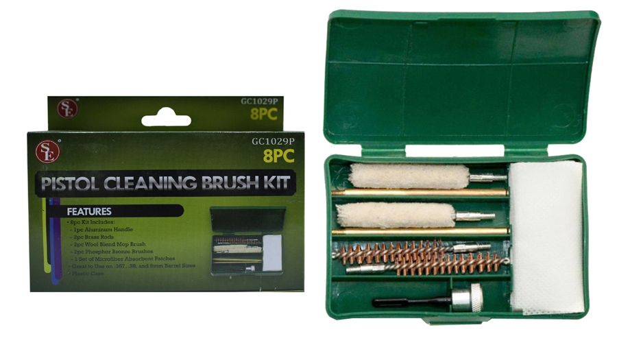 BB1030PCK - Pistol Cleaning Kit ( gc1029p ) s
