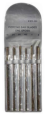 J1050B - 144 Piece Jeweler's Blade Set ( tz3144  815JSB  ) h  s