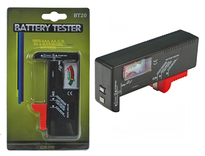 J1600BT - Depend-ALL Battery Tester ( bt20 ) s