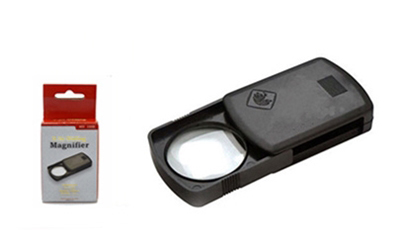 L3077 - Pocket Sliding Magnifier strong  3.3x  ( mh7030 ) s