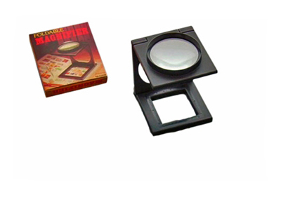L3115BA - Foldable Stand Magnifier 3'' 3.5x Power  ( ma1030 ) s