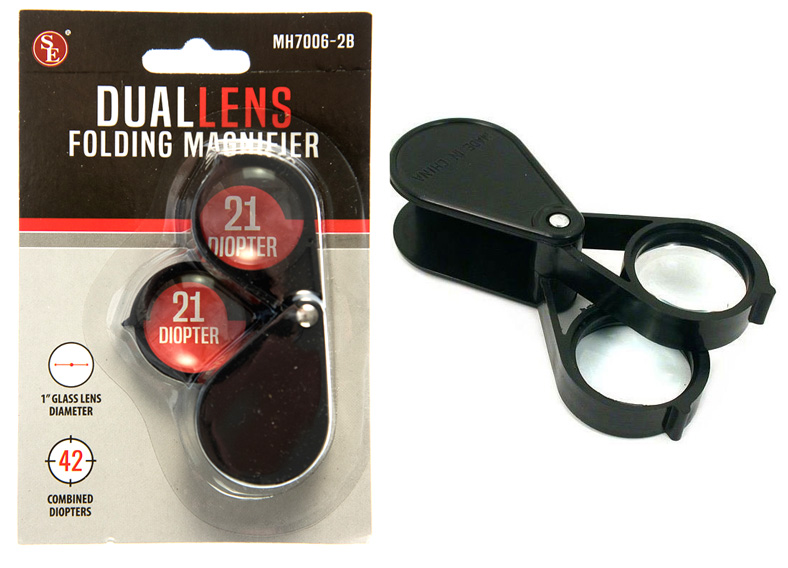 L3167PP - Strong 15x Inspectors Loupe ( mh7006-2b ) s