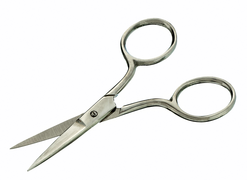 F601 -  Embroidery Scissors 3.5'' Straight Blades ( sc2035s  211-s ) s v