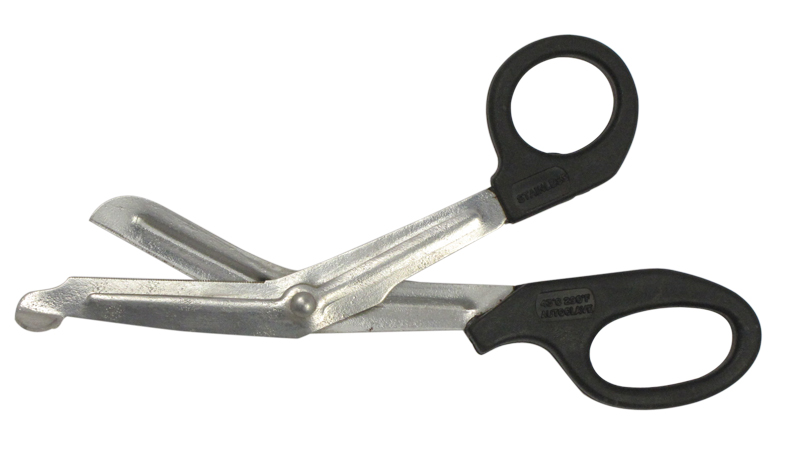 G710EMT - 5½ EMT Scissors Assorted Colors ,  Autoclavable, Serrated- Very Sharp (   scs05p ) s